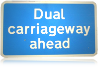 Dual carriageways tips for new drivers