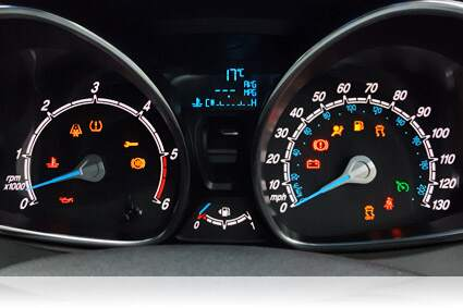 Dashboard Warning Lights And Indicators World Driving