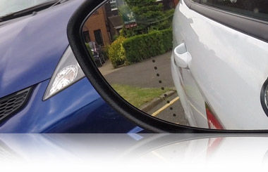 parallel parking driving test tips