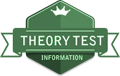 Theory test info