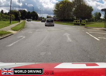 West Wickham driving test route 1 pic 3
