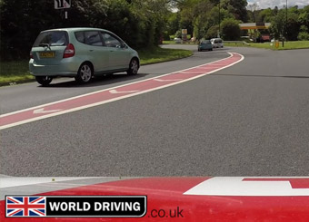 West Wickham driving test route 1 pic 4