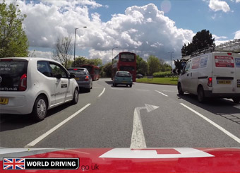 West Wickham driving test route 1 pic 5