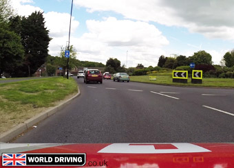 West Wickham driving test route 1 pic 2